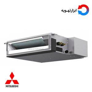 داکت اسپلیت میتسوبیشی به طور پیشفرض برای تولید سرما طراحی شده است اما می توان با نصب کویل گرم بر روی ورودی هواساز آن، از این دستگاه در فصول سرد سال به عنوان گرماساز استفاده نمود.